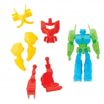 Make Your Own Robot Figurines