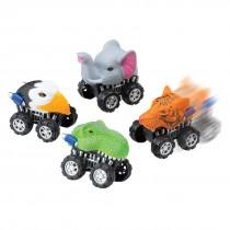 Animal Pullback Racers