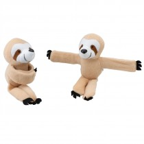 Plush Hugging Sloths