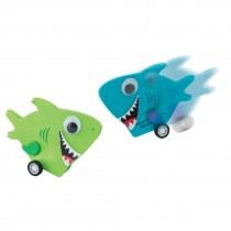 Pullback Shark Craft Kits