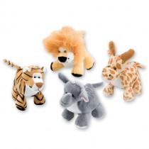 Plush Safari Animals