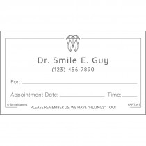 Fresh Style Appointment Cards