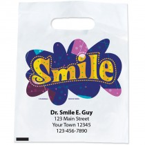 Custom Colourful Smile Bags