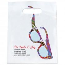 Custom Glasses Oxobiodegradable Grab Bags
