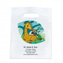 Custom Jungle Friends Bags
