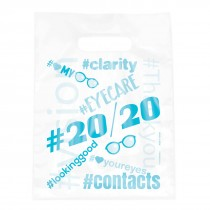 Clear 20/20 Vision Bags