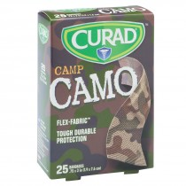 Curad® Camouflage Bandages
