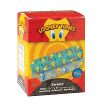 First Aid Looney Tunes® Tweety Bandages