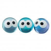 29mm Two-Tone Eyeball Bouncing Balls