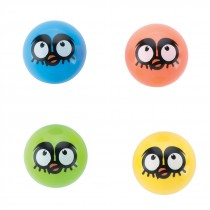 30mm Neon Owl Bouncing Balls
