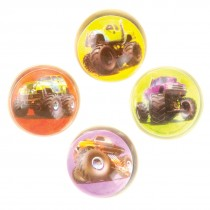 30mm Monster Truck Bouncing Balls