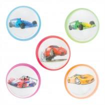 30mm Race Car Bouncing Balls