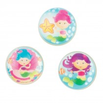 33mm Mermaid Bouncing Balls
