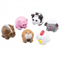 Farm Animal Stress Balls