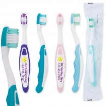 Custom Full Color Oraline Infant Toothbrushes
