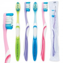 Custom OraLine Premium Adult Whitening Toothbrush