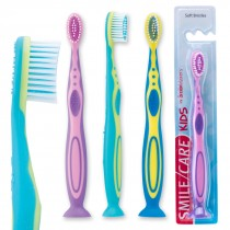 SmileCare Youth Fun Handle Toothbrushes