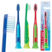 SmileCare Youth Suction Cup Toothbrushes