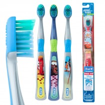 Oral-B Pro-Health Stages 3 Cars/Planes Toothbrushes