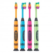 GUM® Crayola™ Neon Marker Youth Toothbrushes
