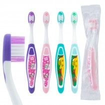 OraLine Toddler Unicorn Toothbrushes