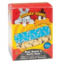 Case Looney Tunes® Bugs and Daffy Bandages