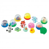 "Animal Toy Mix in 2"" Capsules"