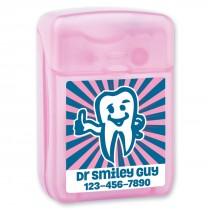 Custom OraLine Bubblegum Dental Floss