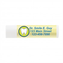 Custom SmileCare Vanilla Lip Balm - Full Color