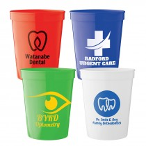 16 oz Plastic Cups