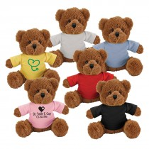 Custom Plush Fuzzy Friends Teddy Bears