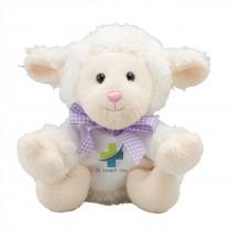 Custom Plush Lamby