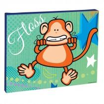 Floss Monkey Canvas Print