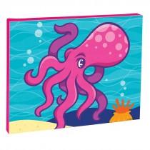 Sea Life Pals Octopus Canvas Print