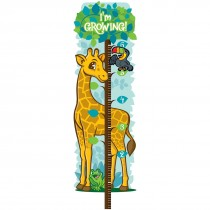 Jungle Friends Growth Chart