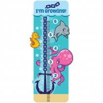 Sea Life Pals Growth Chart