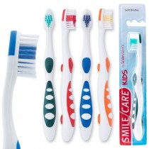 SmileCare Youth Super Grip Toothbrushes