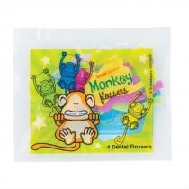 SmileCare Brush Floss Smile Flosser 4-Packs
