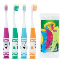 GUM® Crayola™ Pip-Squeaks™ Toddler Patient Packs