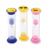 Emoji 2-Minute Brushing Timers