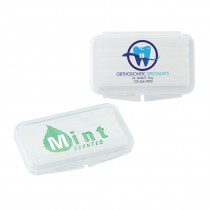 Custom Scented Orthodontic Wax - Mint
