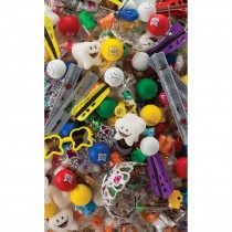 Super Sized Value Dental Toy Treasure Chest Refill