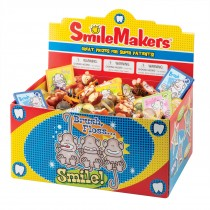 Brush, Floss, Smile Monkeys Treasure Chest