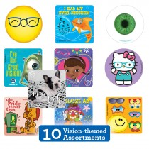 Eyecare Sticker Sampler