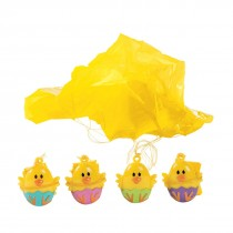 Easter Chick Paratroopers