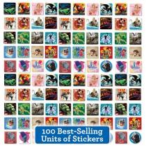 Best of the Best Sticker Sampler