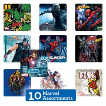 Marvel Sticker Sampler