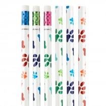 Paw Prints Pencils