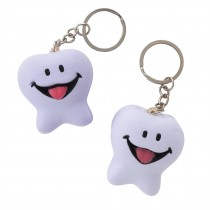 Squishie Happy Tooth Backpack Pulls