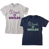 Wired 4 Smiles T-Shirts